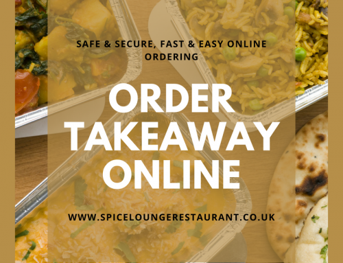 Order Indian Takeaway Online Mildenhall