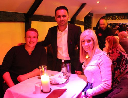 Award-winning Spice Lounge in Mildenhall raises money for Special School